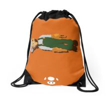 Luigi - Super Smash Brothers Drawstring Bag