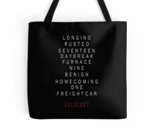 Ready to Comply Tote Bag
