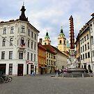 Ljubljana by annalisa bianchetti