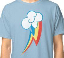 Rainbow Dash Cutie Mark (new version) Classic T-Shirt