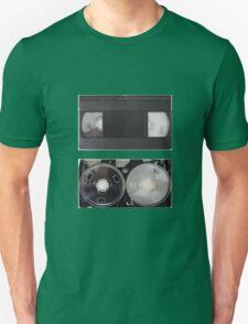 VHS - inside and outside Unisex T-Shirt