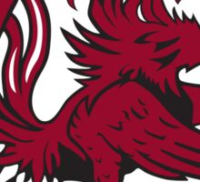 south carolina logo Sticker