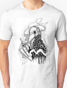 The Plague Doctor Unisex T-Shirt