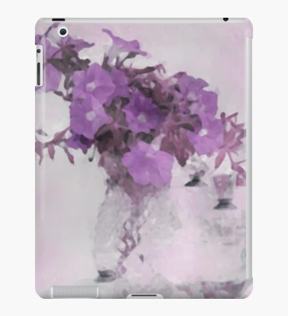 The Broken Branch - Digital Watercolor iPad Case/Skin