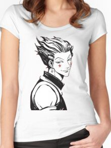 Hunter x Hunter- Hisoka Women's Fitted Scoop T-Shirt
