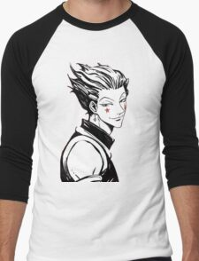 Hunter x Hunter- Hisoka Men's Baseball ¾ T-Shirt