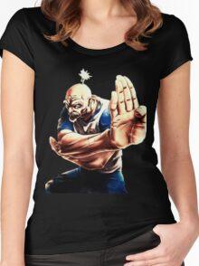 Hunter x Hunter-Netero Women's Fitted Scoop T-Shirt