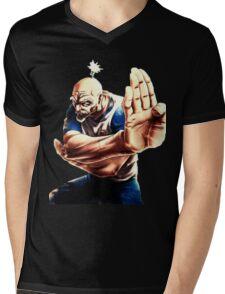 Hunter x Hunter-Netero Mens V-Neck T-Shirt