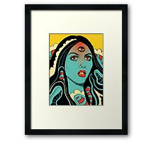 Diviniation Framed Print