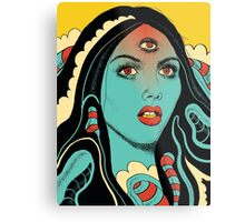 Diviniation Metal Print