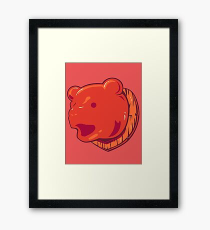 Bear Price Framed Print