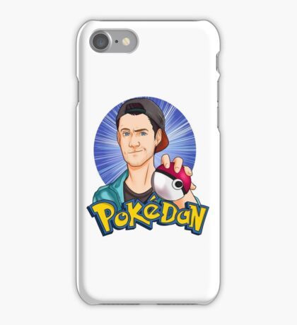 PokéDan iPhone Case/Skin
