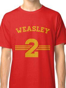 RON WEASLEY   QUIDDITCH Classic T-Shirt