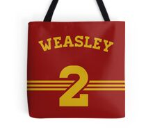 RON WEASLEY   QUIDDITCH Tote Bag