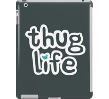 The Cute Thug Life iPad Case/Skin