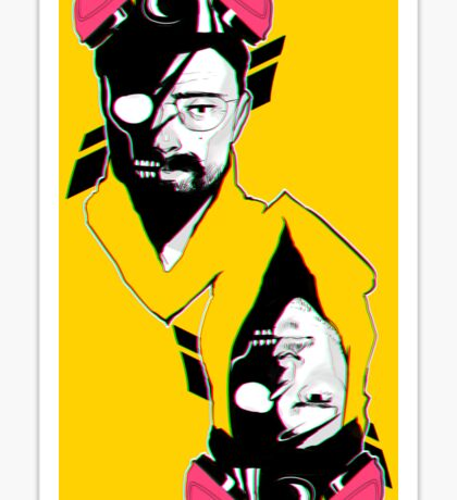Breaking Bad FanArt Sticker