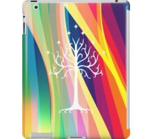 Rainbow Gondor Tree LOTR iPad Case/Skin