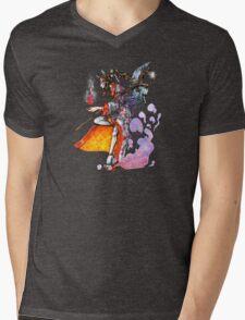 Traditional Inari Mens V-Neck T-Shirt