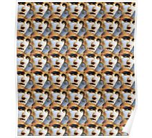 Curt Smith Pattern Poster