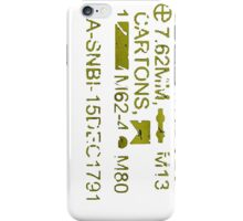 Large Ammo  iPhone Case/Skin