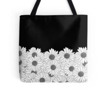 Daisy Boarder Tote Bag