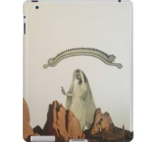 DESERT BRIDE iPad Case/Skin