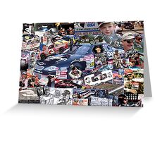 Dale Earnhardt - Styles666 Greeting Card