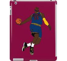 Lebron Slam iPad Case/Skin