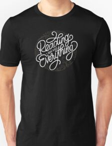 Reading Solves Everything T-Shirt