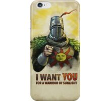 Warrior of Sunlight iPhone Case/Skin