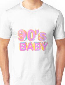 90s baby Unisex T-Shirt