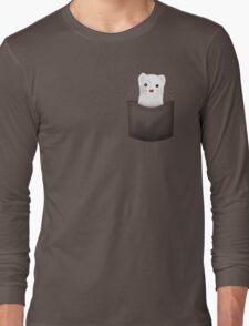 pocket ferret Long Sleeve T-Shirt