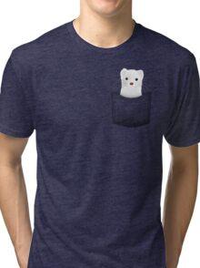 pocket ferret Tri-blend T-Shirt