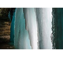 Ice Castle Photographic Print
