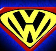 Super VW - Volkswagen - Styles666 Sticker