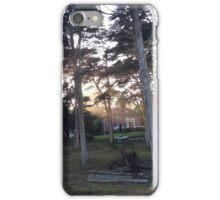 Presidio Drive By, SF iPhone Case/Skin