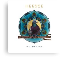 Issues Head Space Canvas Print