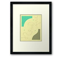 ALTERED EGO Framed Print