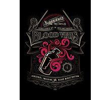 Yharnam's Blood Vials Photographic Print