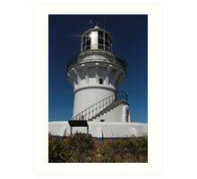 Sugarloaf Lighthouse, NSW Australia Art Print