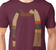 Doctor Who Scarf Unisex T-Shirt