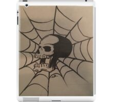 Web head iPad Case/Skin