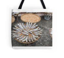 Dried fish Tote Bag