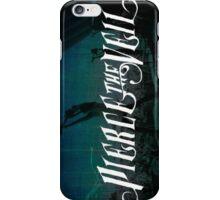 PTV Concert Shot iPhone Case/Skin