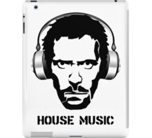 Dr House Music iPad Case/Skin