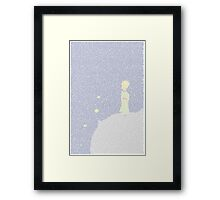 Le Petit Prince Framed Print