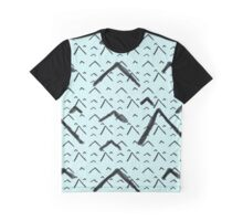 Mint Mountains  Graphic T-Shirt