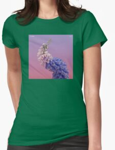 Flume   Skin   Album Cover Womens Fitted T-Shirt