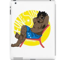 Relax - Small Dude Collection iPad Case/Skin