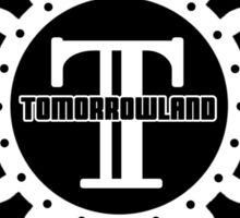 TomorrowlandCircleAuntie Sticker